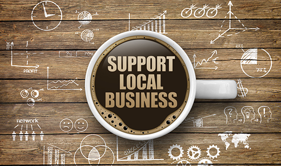 Shop Local and support your community